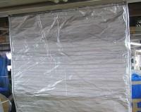 両面アルミガラスクロス貼り耐熱フェルト事例1