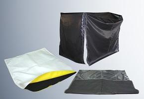 耐熱断熱複合カバー例