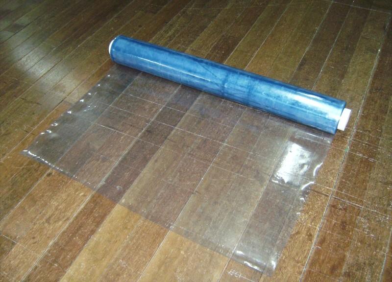 耐熱透明塩ビシート