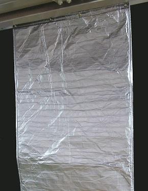 両面アルミガラスクロス貼り耐熱フェルト