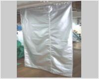 アルミコーティング遮熱耐熱カーテン