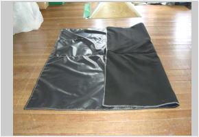 アスファルト合材耐熱シートと耐熱フェルト