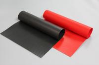 赤い耐熱シート1