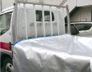 トラック用保冷シート