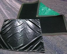 アスファルト合材耐熱シートのカタログ