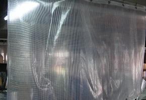 糸入り耐熱半透明シート